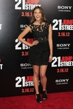 Chanel Celaya Photo - 21 Jump Street  Premiere