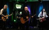 Pixies Photos - BALA CYNWYD PA USA - MAY 23 American Alternative Rock Band Pixies Visit Radio 1045s Performance Theatre on May 23 2017 in Bala Cynwyd Pennsylvania United States (Photo by Paul J FroggattFamousPix)