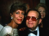 Jerry Herman,Carol Burnett Photo - Adam Scull Stock - Archival Pictures - PHOTOlink - 104573