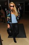 Photos From Paris Hilton sighting in London, England