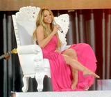 Photos From Mariah Carey performs on