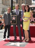 Frankie Muniz Photo - Photo by REWestcomStarmaxinccom2013ALL RIGHTS RESERVEDTelephoneFax (212) 995-119671613Frankie Muniz Bryan Cranston Jane Kaczmarek Bryan Cranston is honored with a star on the Hollywood Walk of Fame in front of the Redbury Hotel in (Hollywood CA)