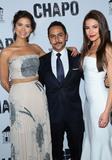 Abril Schreiber,Humberto Busto Photo - El Chapo premiere in Los Angeles CA