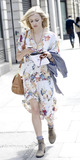 Fearn Cotton,Fearne Cotton Photo - Fearne Cotton Windy Day