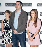 Alex Garland Photo - Ella Purnell Alex Garland and Isobel Meikle-Small at the photocall for Never Let Me Go at the BFI London Film Festival London UK 101310