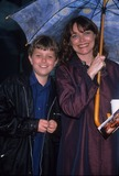 Karen Allen Photo - Karen Allen with Son Ice Age Screening at the Radio City Music Hall in New York 2002 K24363hmc Photo by Henry Mcgee-Globe Photos Inc