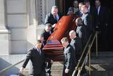 Philip Seymour Hoffman Photo - February 7 2014 New York CityPhilip Seymour Hoffmans funeral at St Ignatius Loyola Church in Manhattan on February 7 2014 in New York City