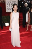 Sandra Oh Photo - Golden Globe Awards