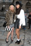 Laura Whitemore Photo - Laura Whitemore and Jameela Jamil arriving for Day One of London Fashion Week at Somerset House in The Strand 17022012 Picture by Henry Harris  Featureflash