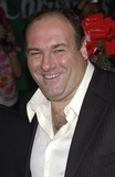 Photo - Actor JAMES GANDOLFINI at the Hollywood premiere of his new movie Surviving ChristmasOctober 14 2004