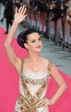 Katy Perry,Katie Perry Photo - Katy Perry attends the Katy Perry Part Of Me premiere at Leicester Square London UK