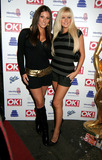 Michelle Marsh Photo - London Michell Marsh and Lucy Pinder at the OK Magazine Christmas Karaoke Party at Papageno Restaurant Covent GardenDecember 14th 2005Picture by FlashburstLandmark Media
