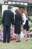 Former President Ronald Reagan,Patti Davis,President Ronald Reagan,Ronald Prescott Reagan,Ronald Reagan,Nancy Reagan,THE GATES Photo - Ronald Reagan Funeral
