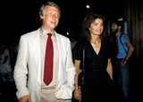 Jackie Onassis Photo - Mike Nichols and Jacqueline Kennedy Onassis Photojames Colburn  Ipol  Globe Photos 1980 Inc Jacquelinekenndeyonassisretro