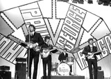 Beatles,The Beatles,John Lennon,George Harrison,Paul Mccartney,Ringo Starr Photos - The Beatles Appear on Blackpool Night Out Show 07-19-1964 Photo by Globe Photos Paul Mccartney George Harrison Ringo Starr John Lennon