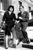 Anna Magnani Photo - Ed Sullivan and Anna Magnani Photo Globe Photos Inc