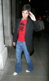 Alistair Griffin Photo - 02202004 000627 When Harry Met Sally Party -Trafalgar Hotel London Photo by Shaun PattendenglobelinkukGlobe Photos Alistair Griffin