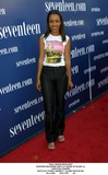 Chrystee Pharris Photo - Hollywood Spotlight Seventeen Magazine Party