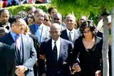 Johnnie L. Cochran,Jesse Jackson,Johnnie Cochran,Jacksons Photo - Funeral of Johnnie L Cochran Jr