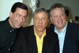 Ed Sullivan,Jerry Lewis,David Letterman Photo - Archival Pictures - Globe Photos - 55640