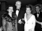 Paloma Picasso Photo - Paloma Picasso and Leona Helmsley Photo Byrose Hartman-Globe Photos Inc