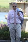 Photo - Michael Douglas on the Movie Set of and So It Goes  in Fairfieldconnecticut 6-19-2013 Photo by John BarrettGlobe Photos