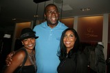 Cookie Johnson,Magic Johnson,Nia Long,