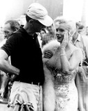 Marilyn Monroe,Arthur Miller Photo - Archival Pictures - Globe Photos - 71962