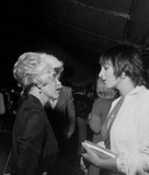 Rona Barrett,Liza Minnelli Photo - Archival Pictures - Globe Photos - 47744