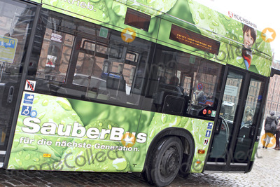 Princess Victoria of Sweden Photo - Crown Princess Victoria of Sweden leaving the Kesselhaus in Hamburg and makes a city tour through the HafenCity with a environmentally bus Hamburg on 28012014Credit Schaubeface to face