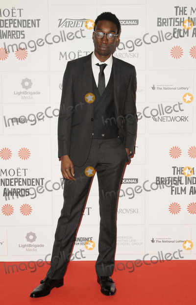 Nathan Stewart-Jarrett Photo - LONDON ENGLAND - DECEMBER 08 Nathan Stewart Jarrett at the Moet British Independent Film Awards 2013 O at the Moet British Independent Film Awards 2013 Old Billingsgate Market Lower Thames St on Sunday December 08 2013 in London England UKCredit Capital Picturesface to face- Germany Austria Switzerland and USA rights only -