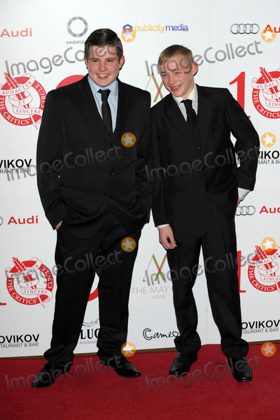 Shaun Thomas Photo - LONDON ENGLAND - FEBRUARY 02 - Shaun Thomas  Connor Chapman attends the London Critics Circle Film Awards at The Mayfair Hotel on February 2 2014 in London England CAPCJChris JosephCapital Picturesface to face- Germany Austria Switzerland and USA rights only -