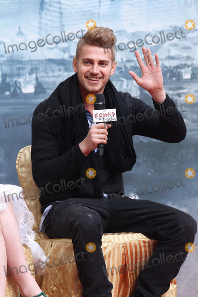 Hayden Christensen Photo - Actor Hayden Christensen attends press conference of film Out Cast in BeijingChina on Sunday Oct 202013Credit Topphotoface to face- No rights for China and Taiwan -