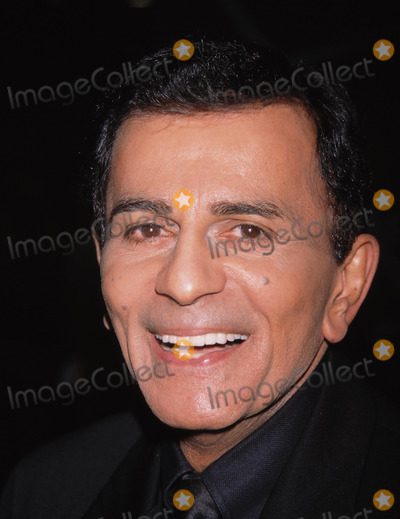 Casey Kasem Photo - Casey Kasem attends the NATPE Television Convention in New Orleans Lousianna on January 25 1999Credit McBrideface to face