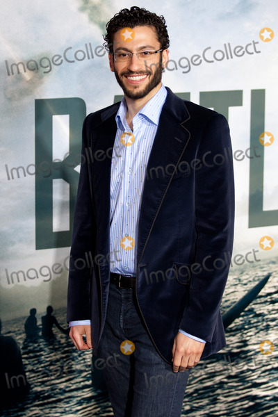 Adam Tsekhman Photo - WESTWOOD CA - MARCH 8 Adam Tsekhman arrives at Columbia Pictures premiere of Battle Los Angeles on March 8th 2011 at the Regency Village Theater in Westwood Ca
