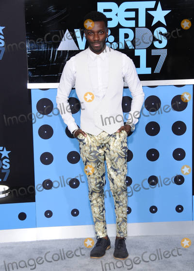 David Jones Photo - 25 June 2017 - Los Angeles California - Bernard David Jones 2017 BET Awards held at the Microsoft Square in Los Angeles Photo Credit Birdie ThompsonAdMedia