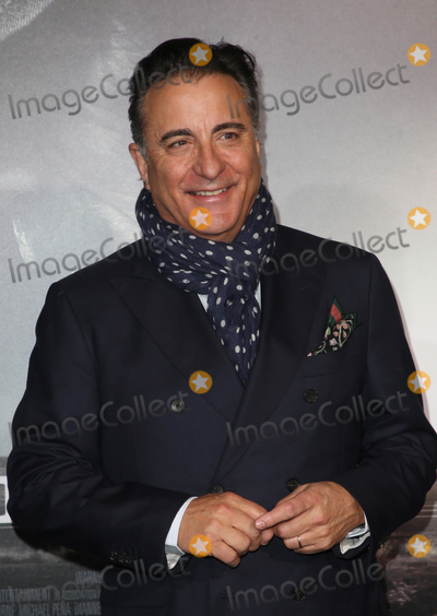 Andy Garcia Photo - 10 December 2018 - Westwood California - Andy Garcia The world premiere of The Mule held at The Regency Village Theatre Photo Credit Faye SadouAdMedia