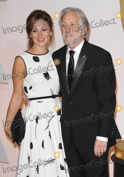 Neil Portnow Photo - 22 February 2015 - Hollywood California - Michele Tebbe Neil Portnow 87th Annual Academy Awards presented by the Academy of Motion Picture Arts and Sciences held at the Dolby Theatre Photo Credit AdMedia