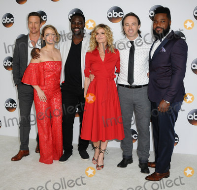 Adewale Akinnuoye-Agbaje Photo - 06 August  2017 - Beverly Hills California - Josh Randall Erika Christensen Adewale Akinnuoye-Agbaje Kyra Sedgwick Kick Gurry Malcolm_Jamal Warner   2017 ABC Summer TCA Tour  held at The Beverly Hilton Hotel in Beverly Hills Photo Credit Birdie ThompsonAdMedia