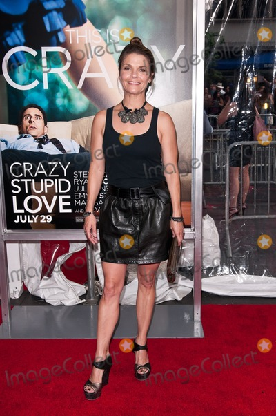 Kathryn Erbe Photo - 19 July 2011 - New York City NY - Kathryn Erbe Crazy Stupid Love New York Premiere Photo Credit Christopher SmithAdMedia