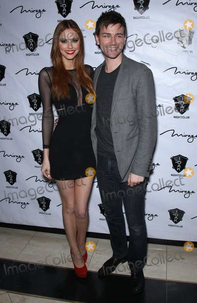 Torrance Coombs Photo - 28 January 2012 - Las Vegas Nevada - Alyssa Campanella and Torrance Coombs Day 2 of the Grand Opening Weekend of 1OAK Las Vegas inside The Mirage Resort Hotel and Casino  Photo Credit MJTAdMedia