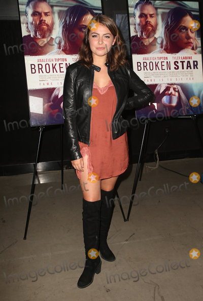 Addyson Bell Photo - 18 July 2018 - Hollywood California - Addyson Bell Broken Star Los Angeles Premiere held at TCL Chinese 6 Theatres Photo Credit Faye SadouAdMedia