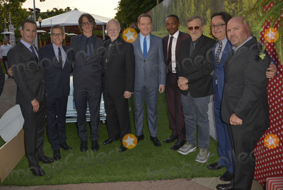 Michael Lombardo Photo - 10 May 2016 - Hollywood California - Darryl Frank Michael Lombardo Jay Roach Robert Schenkkan Bryan Cranston Anthony Mackie Steven Spielberg Len Amato Justin Falvey All The Way Los Angeles Premiere held at Paramount Studios Photo Credit Koi SojerAdMedia
