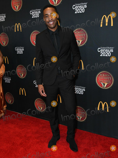 Titus Makin Photo - 04 December 2019 - Hollywood California - Titus Makin 2019 Bounce Trumpet Awards held at Dolby Theatre Photo Credit Birdie ThompsonAdMedia