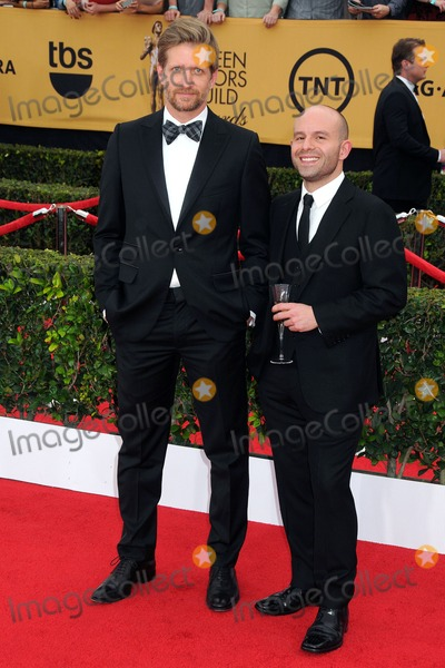 Anatol Yusef Photo - 25 January 2015 - Los Angeles California - Paul Sparks Anatol Yusef 21st Annual Screen Actors Guild Awards - Arrivals held at The Shrine Auditorium Photo Credit Byron PurvisAdMedia