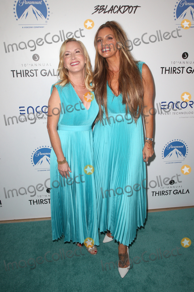 Angela Kinsey Photo - 28 September 2019 - Beverly Hills California - Angela Kinsey Charisma Carpenter Thirst Projects 10th Annual Thirst Gala held at The Beverly Hilton Hotel Photo Credit FSadouAdMedia