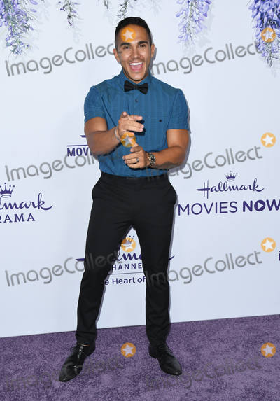 Carlos Pena Photo - 26 July 2018 - Beverly Hills California - Carlos PenaVega 2018 Hallmark Channel Summer TCA held at Private Residence Photo Credit Birdie ThompsonAdMedia