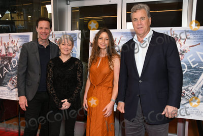 Tracy Edwards Photo - 14 June 2019 - Los Angeles California - Alex Holmes Tracy Edwards Victoria Gregory Tom Bernard Maiden Los Angeles Premiere held at Linwood Dunn Theater Photo Credit Birdie ThompsonAdMedia