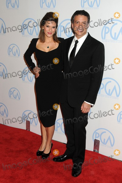 MICHAEL LUCAS Photo - 21 January 2012 - Beverly Hills California - Michael De Luca 23rd Annual Producers Guild Awards held at the Beverly Hilton Hotel Photo Credit Byron PurvisAdMedia