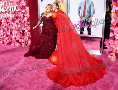 Rebel Wilson Photo - 11 February 2019 - Los Angeles California - Rebel Wilson Miley Cyrus Isnt It Romantic Los Angeles Premiere held at the Theater at Ace Hotel Photo Credit Birdie ThompsonAdMedia